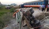 Hàng loạt lãnh đạo đường sắt bị kỷ luật vì tai nạn liên tiếp xảy ra