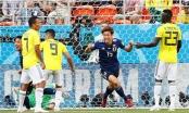 Nhật Bản đánh bại Colombia, làm nên lịch sử tại World Cup