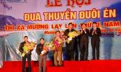 Điện Biên: Lễ hội Đua thuyền Đuôi én đã tìm được quán quân