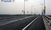 Nam Định: Chuẩn bị khánh thành cầu Tân Phong hơn 400 tỷ đồng