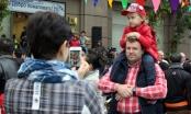 Hà Nội: Độc đáo Lễ hội tiễn Mùa Đông của người Nga