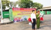 Vedan diễn tập về an toàn lao động và phòng chống cháy nổ