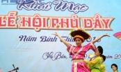 Nam Định: Khai hội Phủ Dầy 2016