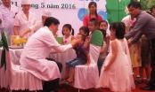 Bộ Y tế phát động ngày vi chất dinh dưỡng năm 2016 tại Hà Nam