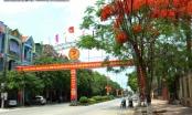 Phủ Lý (Hà Nam): Đường phố trang hoàng cờ hoa trước ngày bầu cử