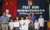 Hà Nam chính thức phát động tháng hành động vì trẻ em