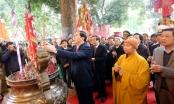 Đại tướng Trần Đại Quang dâng hương tại Hoàng thành Thăng Long