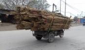 Hà Nội: Hơn 100 xe ba bánh tự chế bị tạm giữ trong 1 tháng