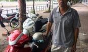 Hà Nội: Nhận lại xe máy sau 7 năm bị mất