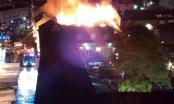 Lại xảy ra cháy lớn ở London