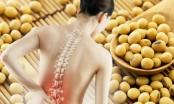 Đậu nành chống loãng xương hiệu quả cho phụ nữ mãn kinh