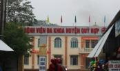 Vụ bé trai tử vong sau sinh ở Nghệ An: Sẽ kiểm điểm kíp trực