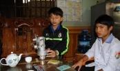 Máy phát điện bằng năng lượng mặt trời của hai chàng trai tuổi 16