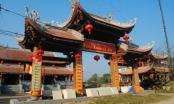 Về xứ Nghệ xem ngôi chùa bằng gỗ lớn nhất Bắc Trung Bộ