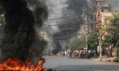 Đại sức quán Mỹ tại Myanmar bị tấn công bởi mưa đạn