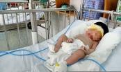Bé trai sơ sinh bị bỏ rơi tại Bệnh viện Vũng Tàu