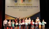 Việt Nam giành 16 huy chương vàng trong kỳ thi Tìm kiếm tài năng Toán học quốc tế