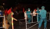 Nhiều xã của huyện Thuận Thành chuyển sang giãn cách xã hội