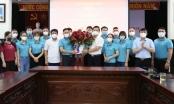 Bắc Ninh cử 15 y, bác sĩ vào tỉnh Long An hỗ trợ phòng, chống dịch Covid-19