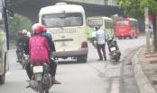 Đường Phạm Hùng, Khuất Duy Tiến thành bến xe di động