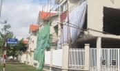 Khu đô thị Nam An Khánh: Hàng trăm biệt thự bỏ không, phơi mưa nắng