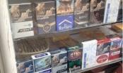 Hà Nội: Nhức nhối thị trường thuốc lá lậu