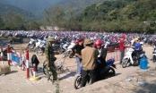 Hàng nghìn người trảy hội Yên Tử