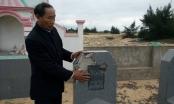Quảng Bình: Hàng chục bia mộ bị đập phá trong đêm