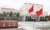 Học viện Cảnh sát Nhân dân thông báo tuyển sinh hệ dân sự