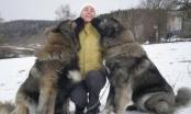 Cận cảnh loài chó nguy hiểm bậc nhất thế giới!