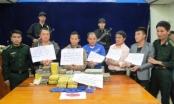Phối hợp đánh án ma túy trên đất Lào
