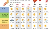 Dự báo thời tiết những ngày Tết Nguyên đán Đinh Dậu 2017