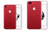 Cận cảnh iPhone 7 màu đỏ về Việt Nam, giá từ 21,7 triệu đồng