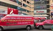 Hà Nội: Bức xúc vì phí dịch vụ quá cao cư dân tòa nhà Mipec Long Biên xuống đường phản đối