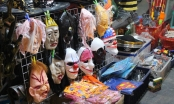 Đồ chơi Halloween: Người lớn lo lắng, trẻ con khóc thét