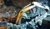 Đã tìm thấy thi thể thứ 7 trong vụ sập mỏ đá Yên Lâm