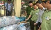 Thanh Hóa: Bắt 3 tạ thực phẩm bẩn không rõ nguồn gốc