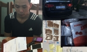 Thanh Hóa: Bắt đối tượng thuê ôtô đi buôn bán ma túy