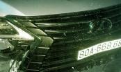 Thanh Hóa: Nghi vấn quanh vụ cấp biển số xe Lexus biển 80A gây tai nạn