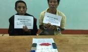 Thanh Hoá: Bắt quả tang hai đối tượng vận chuyển ma túy tại Quan Hóa