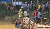 Thanh Hóa: Qua cầu Vồm, hai người rớt xuống sông Chu tử vong
