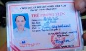 Thanh Hóa: Xử phạt lái xe đâm cổng UBND tỉnh 17 triệu đồng
