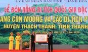 Thanh Hóa: Hang Con Moong trở thành di tích Quốc gia đặc biệt thứ tư