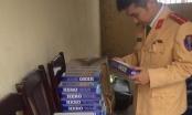 Thanh Hóa: Bắt giữ gần 1.000 bao thuốc lá nhập lậu
