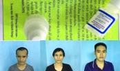 Thanh Hóa: Bắt ổ nhóm lừa đảo chuyên nghiệp bằng thuốc hướng thần