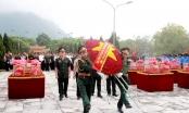Thanh Hóa: Đưa 21 hài cốt liệt sĩ hy sinh tại Lào về nghĩa trang Đồng Tâm