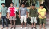 Thanh Hóa: Bắt ổ nhóm trộm xe máy chuyên nghiệp