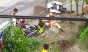 Tai nạn vụ CSGT đuổi người vi phạm: Xe máy là tang vật vụ trộm