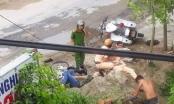 Thanh Hóa: Đuổi xe vi phạm, CSGT bị ngã trọng thương