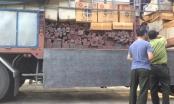 Thanh Hóa: Bắt giữ 6m3 gỗ quý không giấy tờ vận chuyển